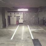 バイク駐車場狛江岩戸南店、増設工事終了しました。