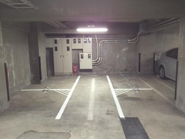 バイク駐車場狛江岩戸南
