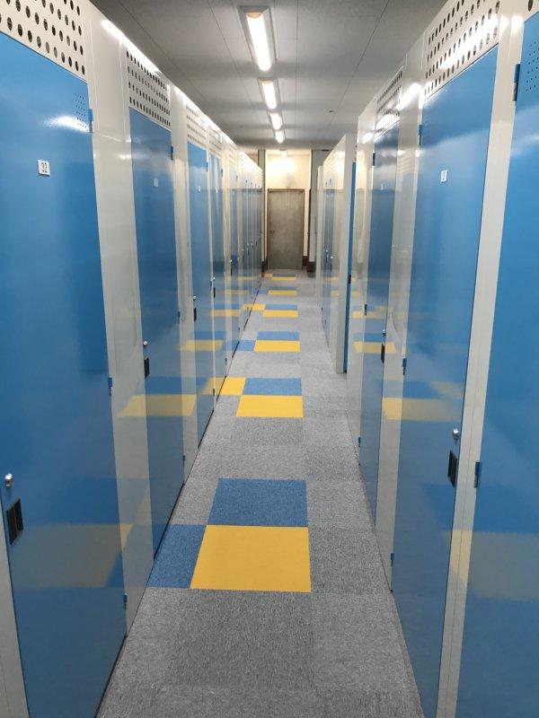 トランクルーム全国展開のプラスルーム