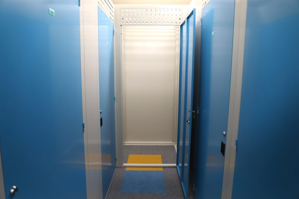 トランクルーム屋内写真