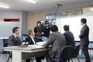 TBS-Nスタ取材でトランクルーム投資