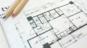 建築図面ー家賃保証