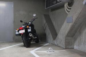 バイク駐車場投資