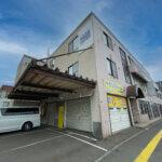 屋内型レンタル物置が札幌で初登場
